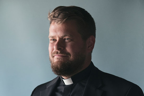Father Michael Nixon, Saint Dominic Media president
