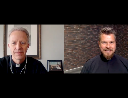 An Interview with Fr. Rich Pagano: Proclaiming the Mercy of God